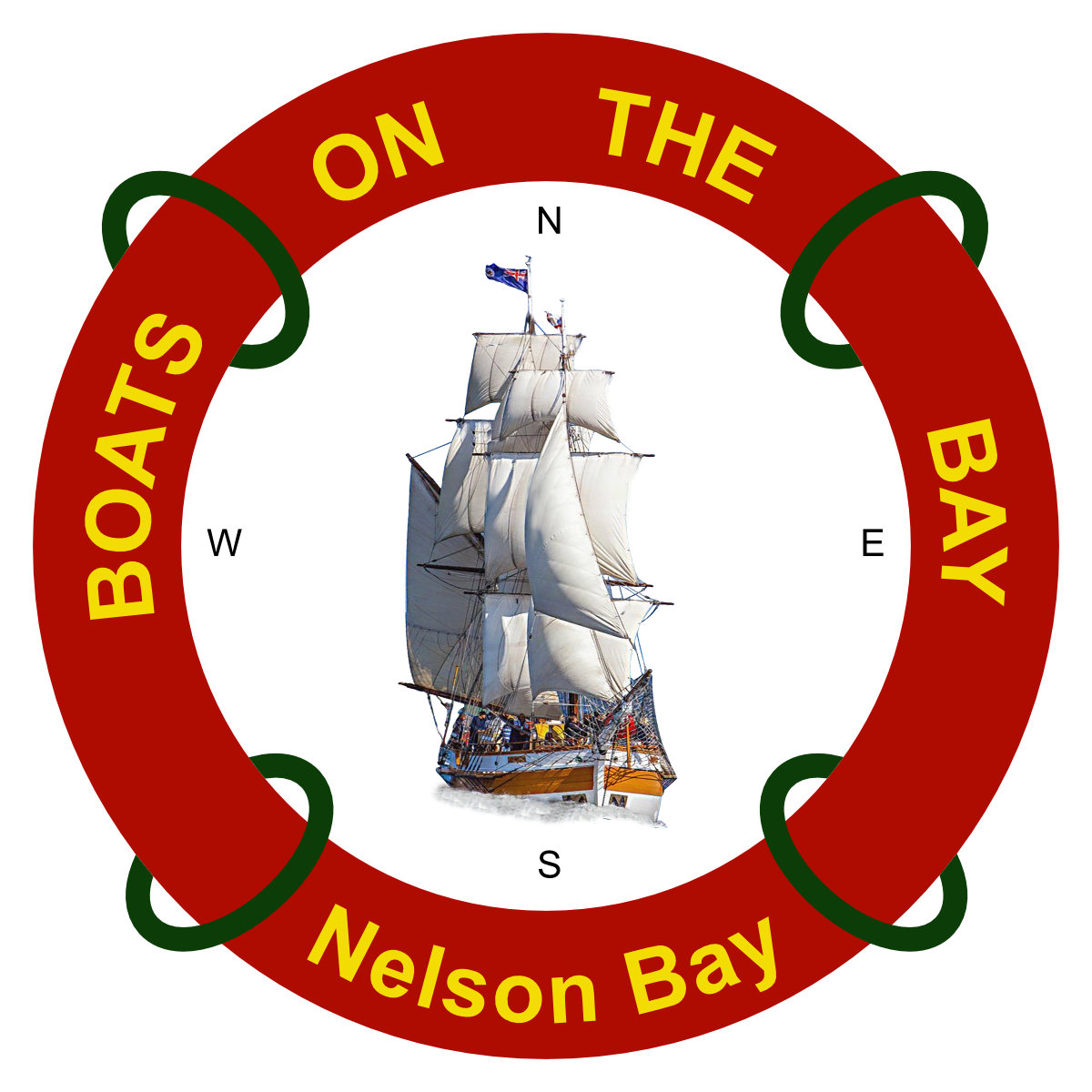 Boat Cleaning Specialist Boats on the Bay Logo